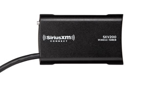 Sirius SXV200 Connect Vehicle Tuner Product Shot