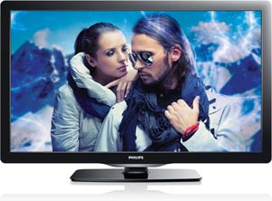Philips 40PFL4907 40-Inch Edge-lit LED Wireless SmartTV HDTV Product Shot