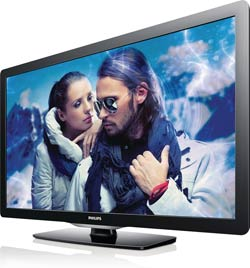 Philips 40PFL4907 40-Inch Edge-lit LED Wireless SmartTV HDTV