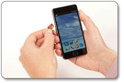 SanDisk Extreme Pro microSDHC UHS-I Memory Card (16 GB) Product Shot