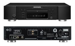 UD5007 3D Universal Disc Player with Networking Product Shot
