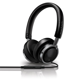 Philips Fidelio M1 Headphones Product Shot