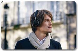 Philips Fidelio M1 Headphones Product Shot