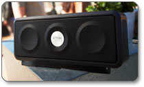 TDK A33 Wireless Weatherproof Speaker Product Shot