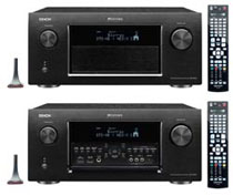 Denon IN-Command AVR-4520CI A/V Receiver Product Shot
