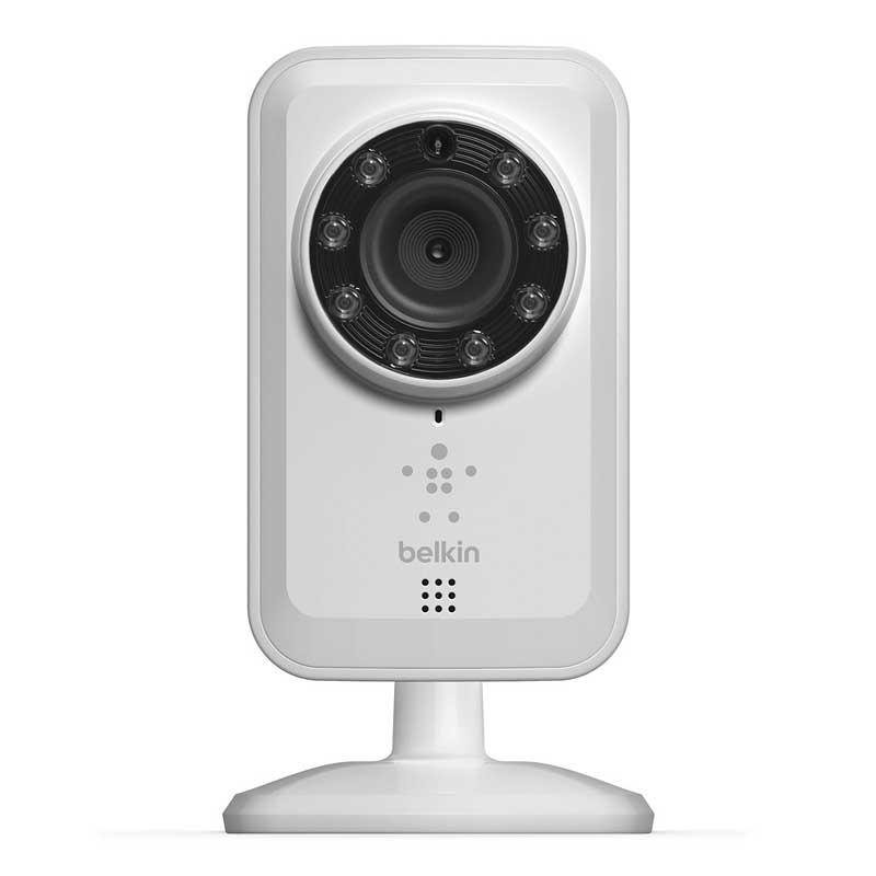 Amazoncom Belkin NetCam Wireless IP Camera for Tablet