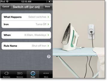 Free WeMo app for any Apple device