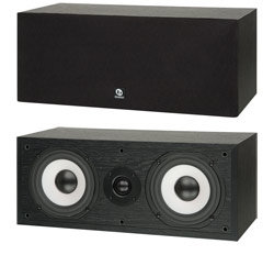 Boston Acoustics CS225C II 5-1/4-Inch Center Channel Speaker Product Shot
