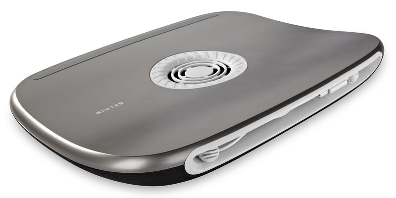 Experience efficient cooling with Belkin's AirFlow Wave Design. View