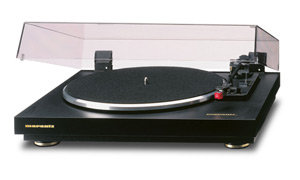 Marantz TT42P Turntable Product Shot