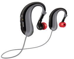 Philips ActionFit Bluetooth neckband headset, SHB6017/28 Product Shot