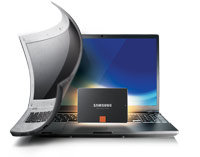 Ổ cứng vi tính Samsung Electronics 840 Pro Series 2. 5-Inch 256 GB
