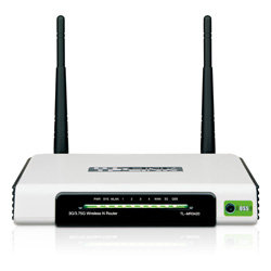 TP-LINK TL-MR3420 3G/3.75G Wireless N Router Product Shot