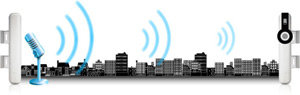 TL-WA5210G 2.4GHz High<br>Power Wireless Outdoor CPE