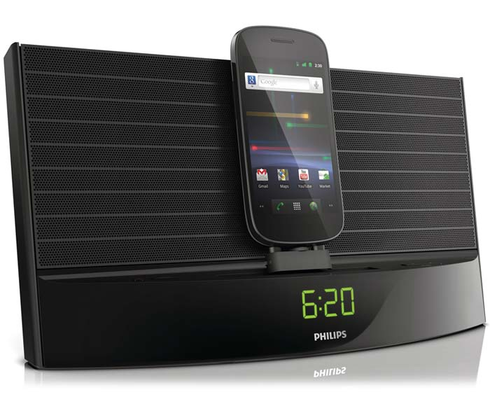 philips as140 37 fidelio bluetooth speaker with micro usb dock mp3 players