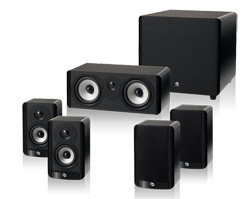 Boston Acoustics A 2310 5.1 Home Theater Speaker System Product Shot