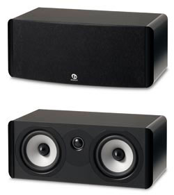 Boston Acoustics A 225C Two-Way Dual 5-1/4-Inch Center Channel Speaker Product Shot
