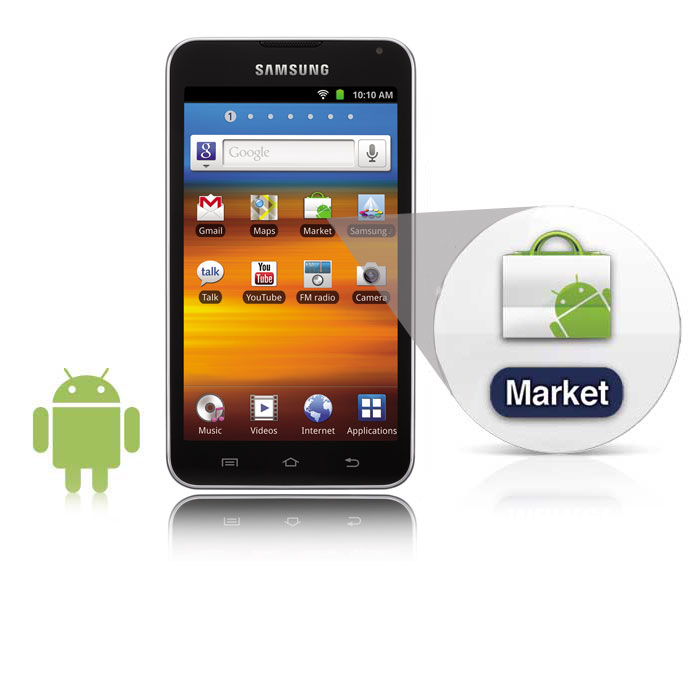 Samsung 5-Inch Galaxy Player (Discontinued by Manufacturer)