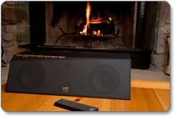 Altec Lansing inMotion Air Universal Wireless Speaker Lifestyle Shot