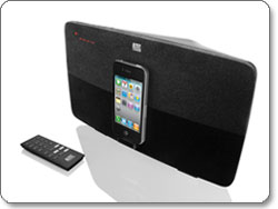 Altec Lansing Octiv 650 Speaker System for iPhone and iPod Product Shot