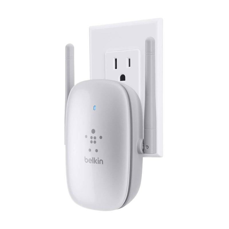 Amazon.com: Belkin N300 Dual Band Wireless N Range Extender: Computers & Accessories