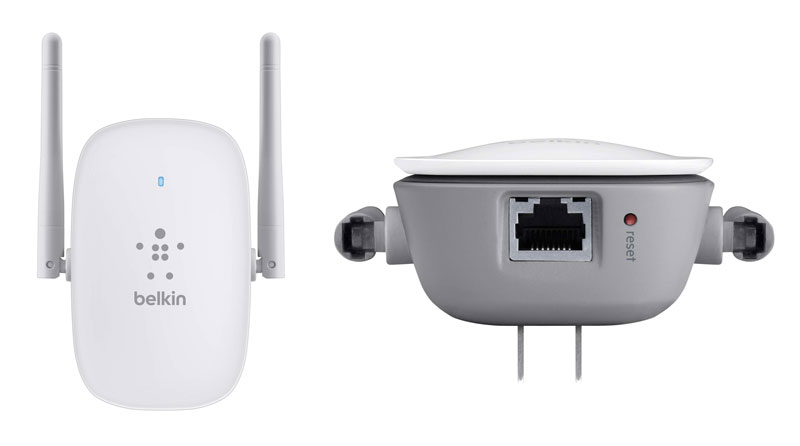 belkin f9k1111 n300 dual band wireless n range extender ca computers tablets
