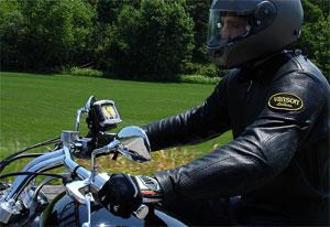 motocycle mount