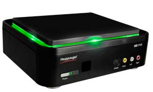 The Hauppauge HD-PVR Video Recorder