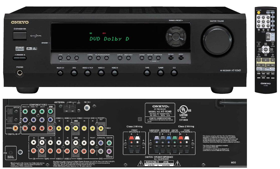 can i hook up powered speakers to a receiver And if so what audio outputs would you use on the back of the receiver the powered subwoofer well yes you can use speaker wires from the receiver's speaker.