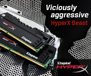 Kingston HyperX Beast