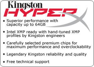 Kingston HyperX Beast at a Glance