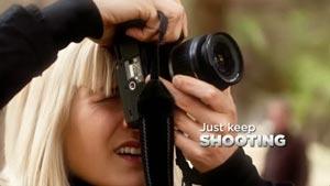 Just keep shooting