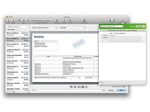 QuickBooks Mac 2013
