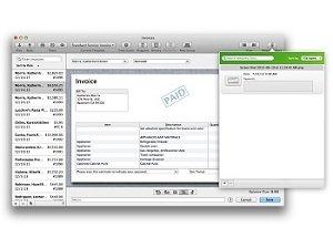 QuickBooks Mac 2013