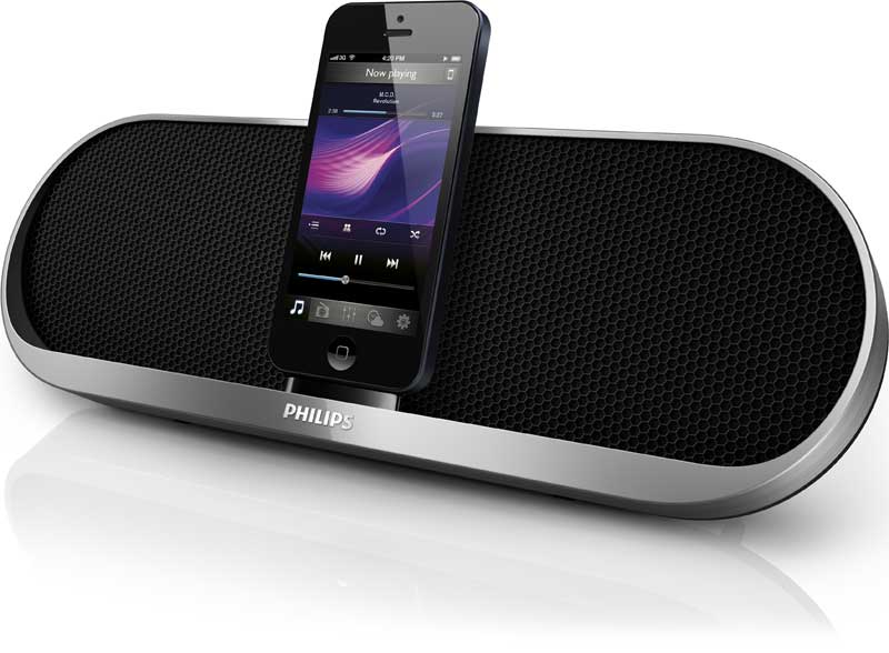 philips ds7580 charging speaker dock for. Black Bedroom Furniture Sets. Home Design Ideas