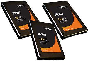 Patriot Memory Pyro SSD