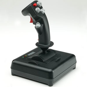 CH Products Fighterstick USB