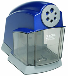 The X-ACTO Pro Electric Pencil Sharpener