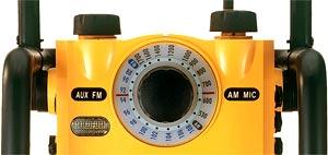 Sangean U1 AM/FM Analog Radio