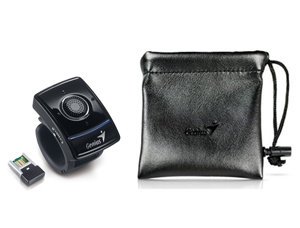 Genius Ring Presenter with travel pouch