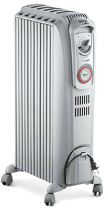 TRD0715T ComforTemp Portable Oil-Filled Radiator by DeLonghi