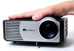 FAVI Entertainment RIOHD-LED-2 Mini Projector