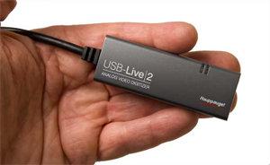 Hauppauge 610 USB Live 2 Analog Video Digitizer and