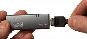 Hauppauge USB-Live2 Analong Video Digitizer