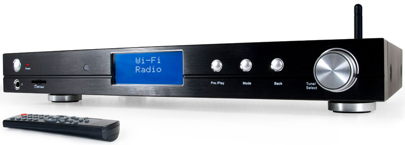 Small Internet Radio Play Internet Radio And Stream