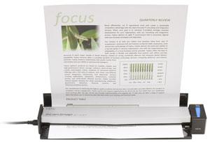 ScanSnap S1100 by Fujitsu