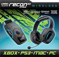 Creative Tactic3D Recon Wireless