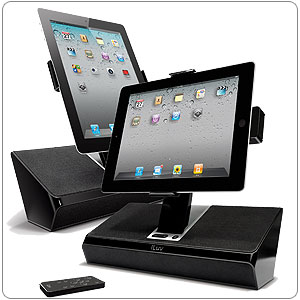 iLuv iPad 2 dock