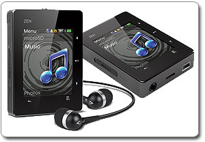 Creative ZEN X-Fi3 MP3 Player