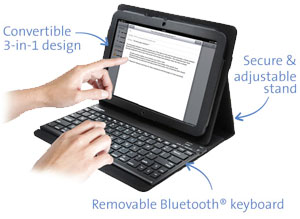 Kensington KeyFolio Pro 2
